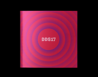 DDS17 Yearbook Design