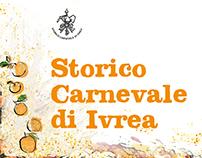 STORICO CARNEVALE DI IVREA | Poster Design 2017 Edition