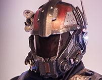 OX-CORP A35-1 Tactical Helmet