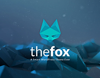 General Features Page for TheFox WordPress Theme