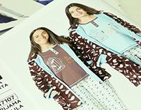 Diseño Pijamas Cue
