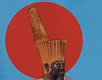 Estatua de Mentuhotep (2060-2010 a. C)
