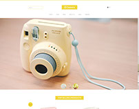 Camera – Digital Instant Camera Shop Shopify theme