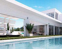 Luxury Marbella villa