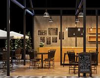 Cafeteria Modelo_SIC 2017