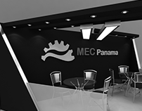 Stand conceptual MEC Panamá