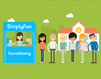SimplyFun GameRaising Explainer Video