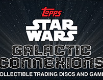 Topps Star Wars Galactic Connexions Video Overview