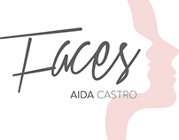 Faces: Aida Castro Logo