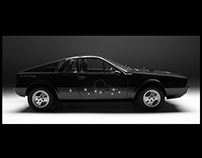 Led Design Car