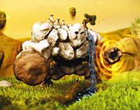 Infraest - Lapis - Kişisel Oyun Projesi - 3D