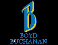 Boyd Buchanan - Branding Concepts