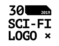 30 Sci-Fi Logo