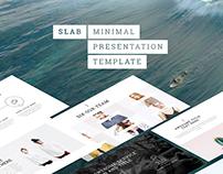 Slab-Presentation Template