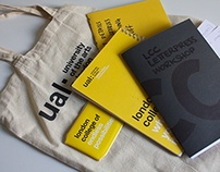 LCC Letterpress Workshop - Service Design