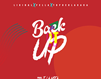 BACK IT UP - COVER ART @SONGARTWORK