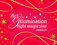 ART & ILLUMINATION LIGHT MAGAZINE