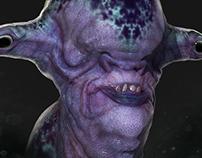 Snail Alien