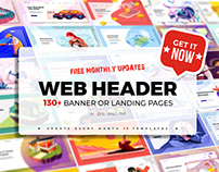 WEB HEADER TEMPLATES
