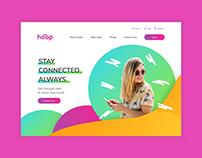 Hoop Branding & Web Design