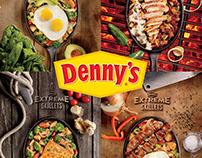 Dennys Extreme Skillets | 2015