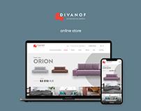 Concept online store