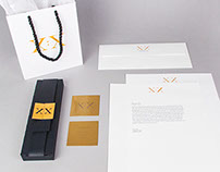 X:X Watch Company Branding