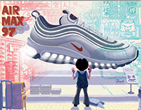 Nike Air Max Day Hong Kong - Step Back in Time 97