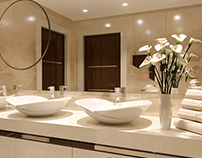 LUXURY DESIGN FOR BATHROOM