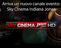 Domination for Sky Italy Indiana Jones Channel