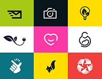 Minimal Logo Types