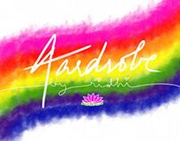 Aardrobe Logo - Pride Edition