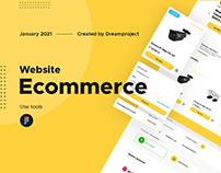 CSAFE - eCommerce website