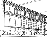 Clark Building Award Illustrations