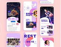 UI/UX design app mobile Ios /Android