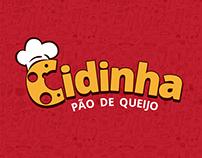 Logotipo - Cidinha Pão de Queijo