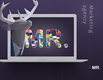 MR. Marketing agency - UI