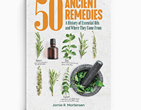50 Ancient Remedies...Book Design