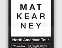 Mat Kearney — vnyl