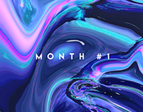 Klarens Artworks - Month #1