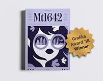 MT1642 Magazine's cover No3 Fall