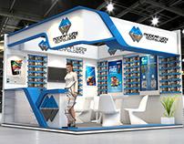 Modern Way Technologies Exhibition Design