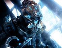 ROBOT-ALIEN-CONCEPT