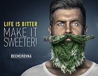 Becherovka Key Visual