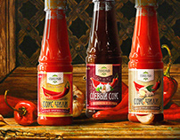 Fansipan chilly sauce