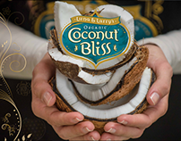 Coconut Bliss social media video project