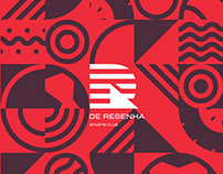 De Resenha Sports Club Identity