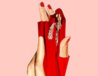 Kū , collaboration with fashion designer Sunanda Koning