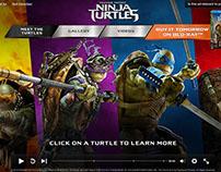 Teenage Mutant Ninja Turtles Interaction Unit