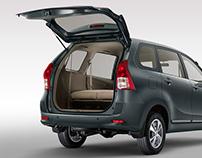 Toyota Avanza 2014